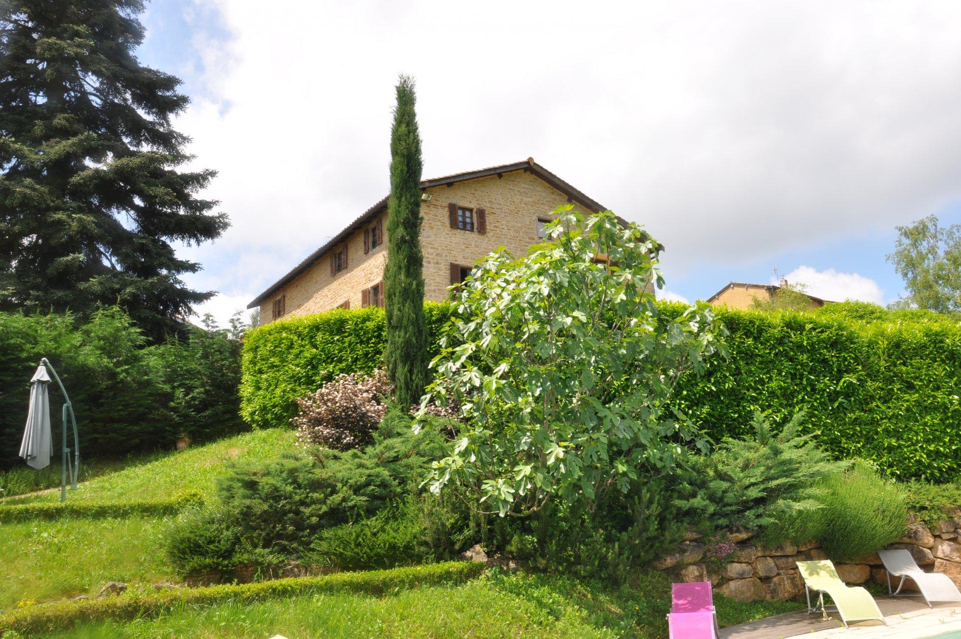 Location Maison Saint Didier au mont d'or