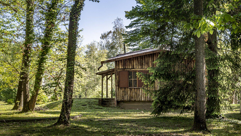 Anwesen in einem Park in Borgo Ticino, in der Nähe des Lago Maggiore gelegen