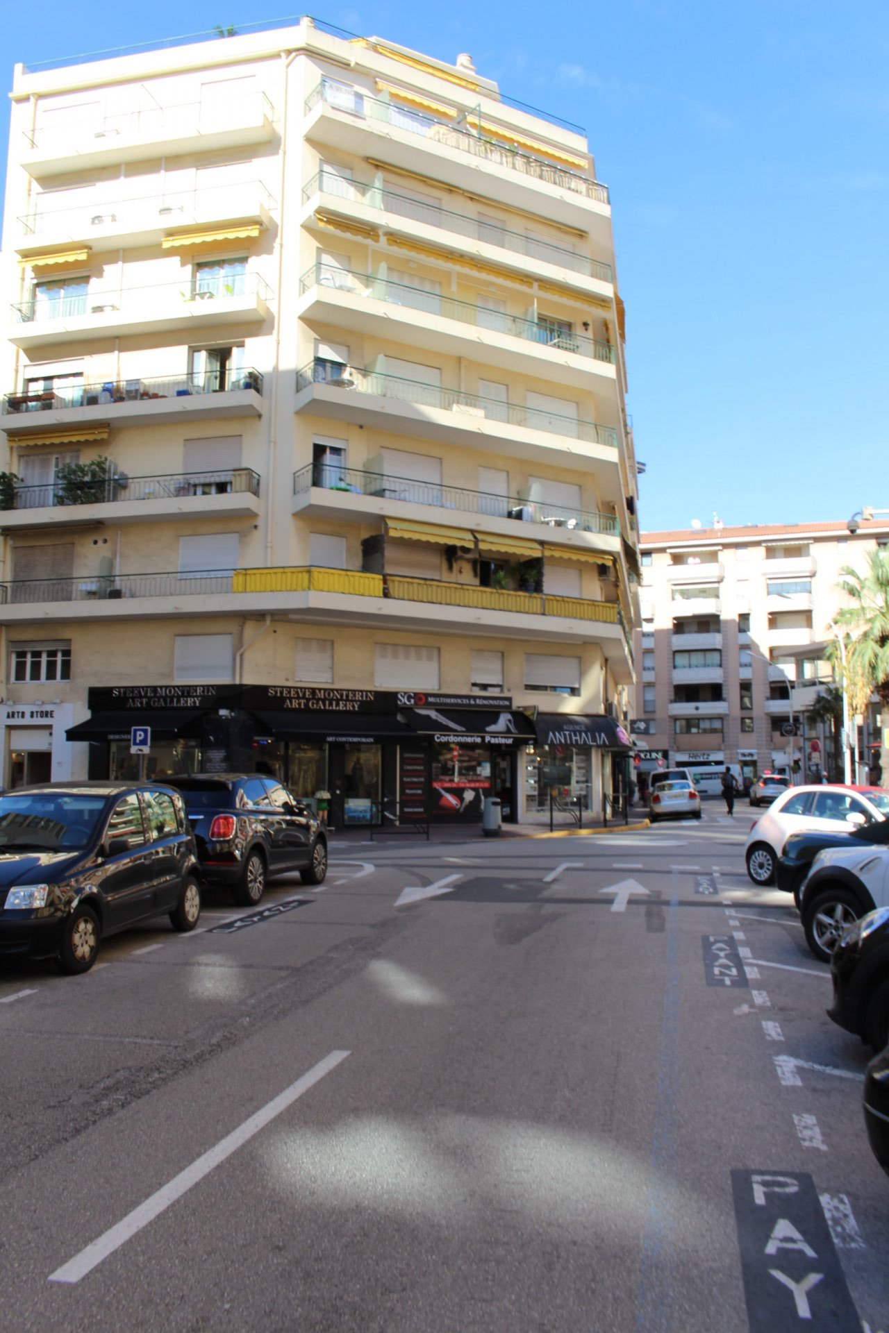 Appartement 4 personnes (Cannes Banane)