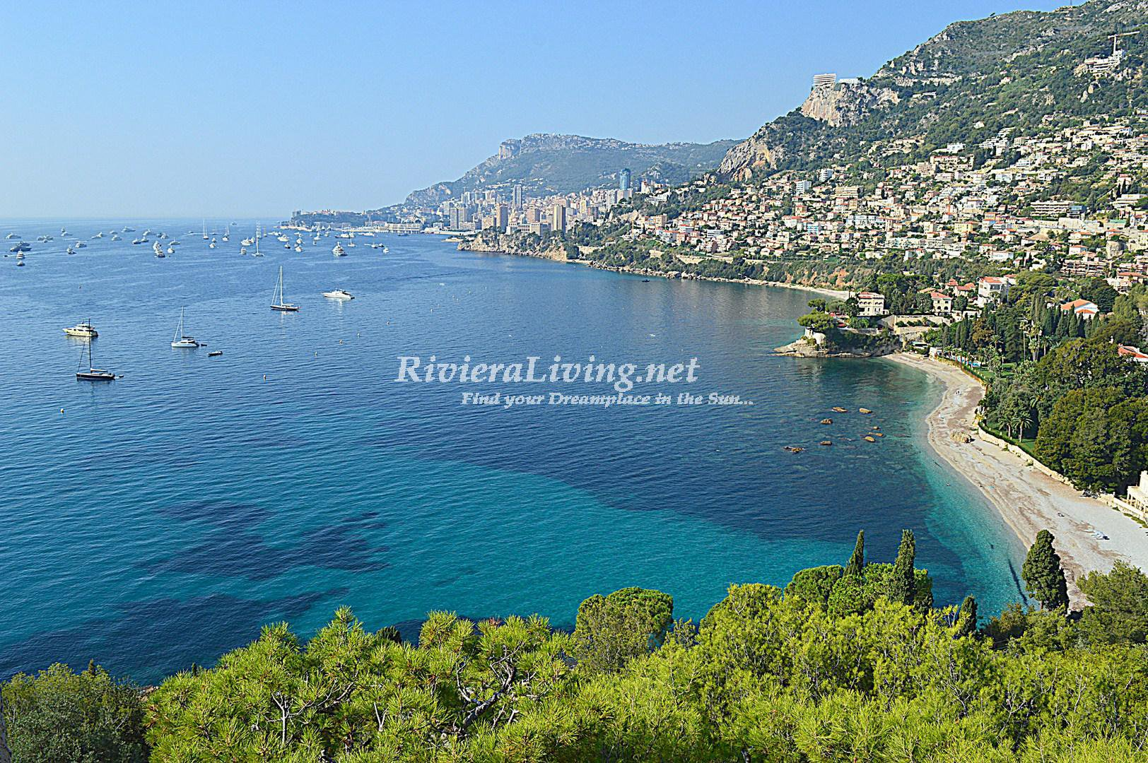 ROQUEBRUNE CAP MARTIN --- 3 BEDROOM APARTMENT NEAR MONACO