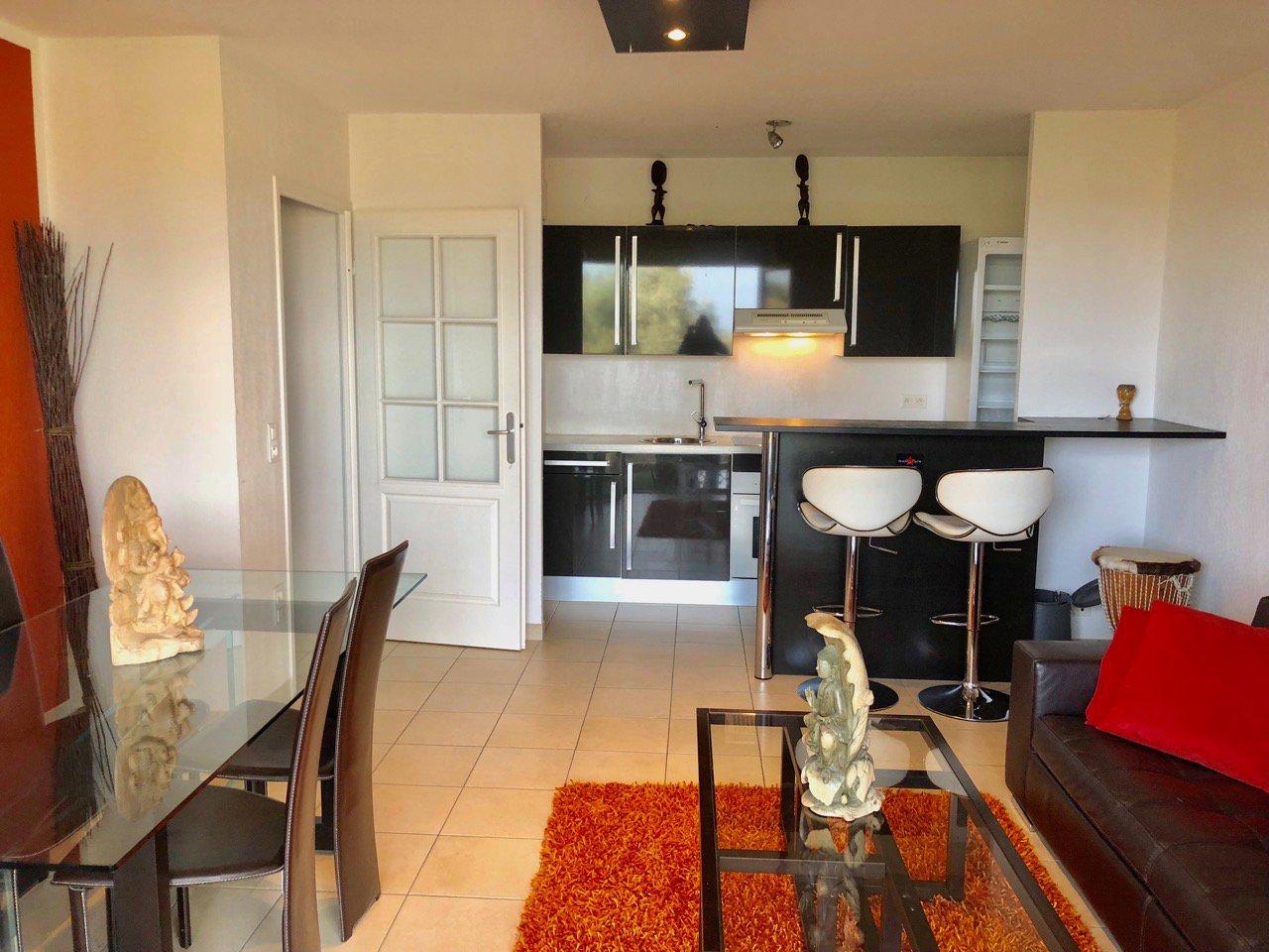 Appartement meublé de 2 pièces...