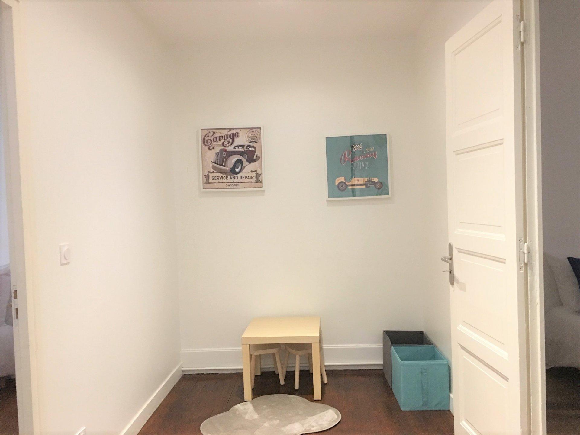 Entre deux chambres