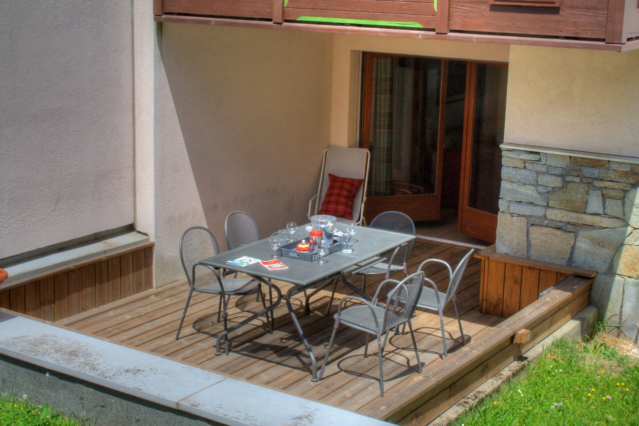 Seasonal rental Apartment - Chamonix-Mont-Blanc Centre Ville