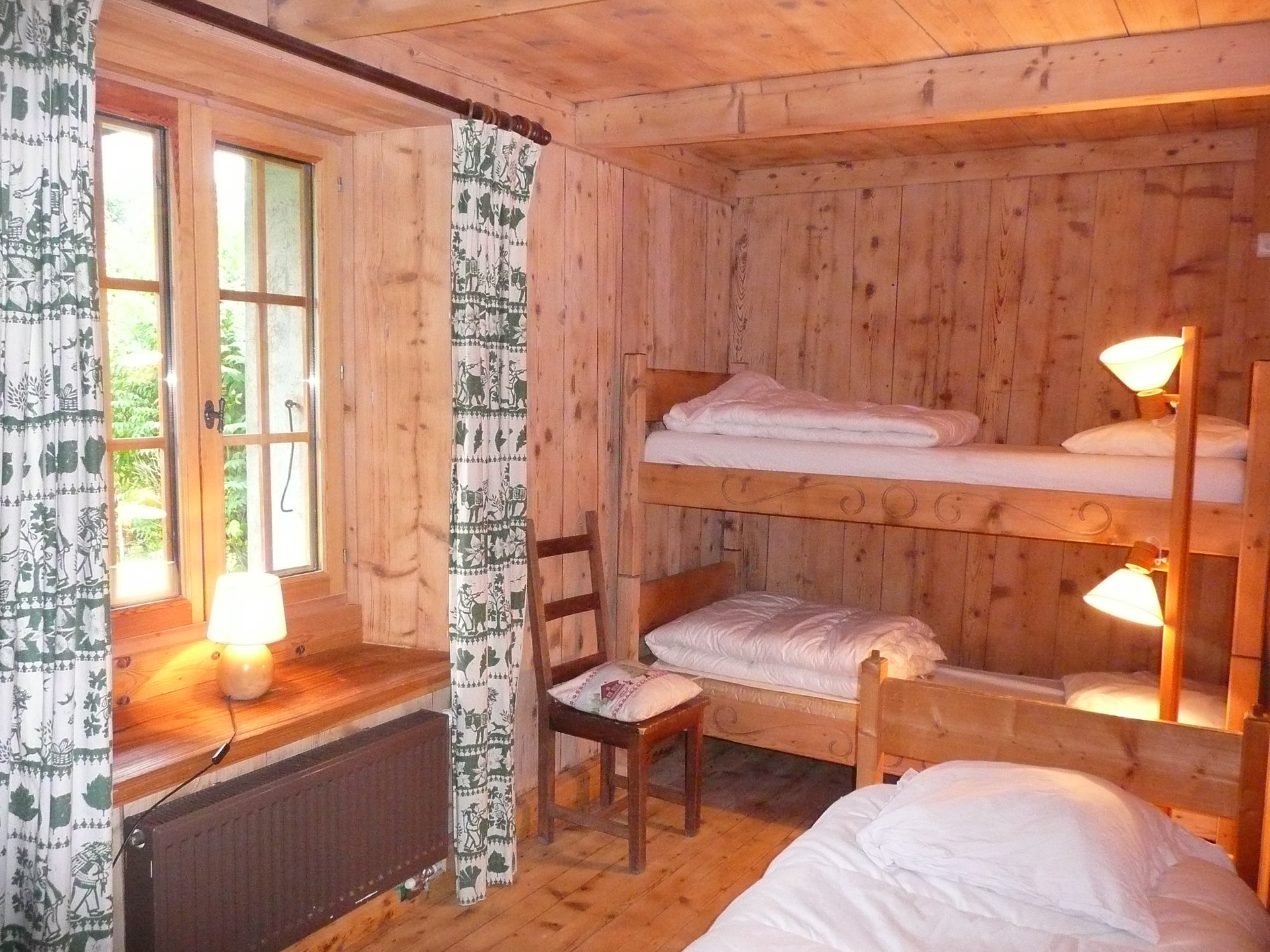 Seasonal rental Apartment - Les Houches Les Chavants – La Côte