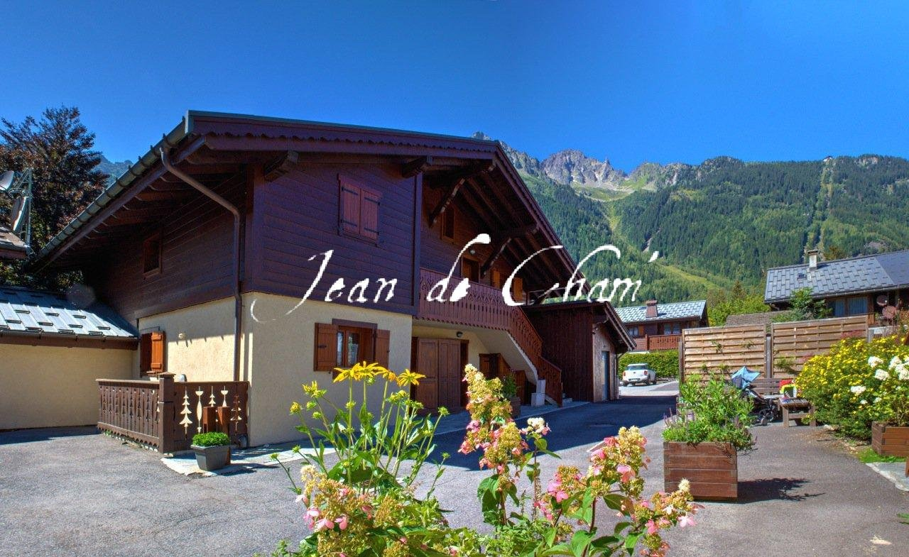 Affitto stagionale Appartamento - Chamonix-Mont-Blanc Les Praz