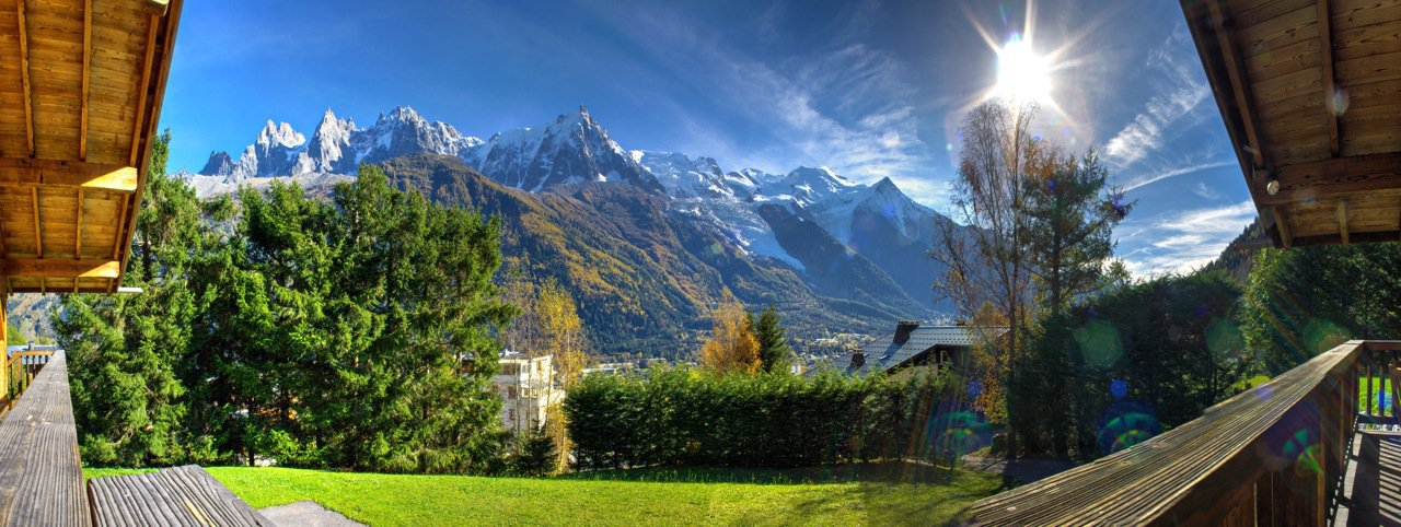 Seasonal rental Chalet - Chamonix-Mont-Blanc Les Moussoux