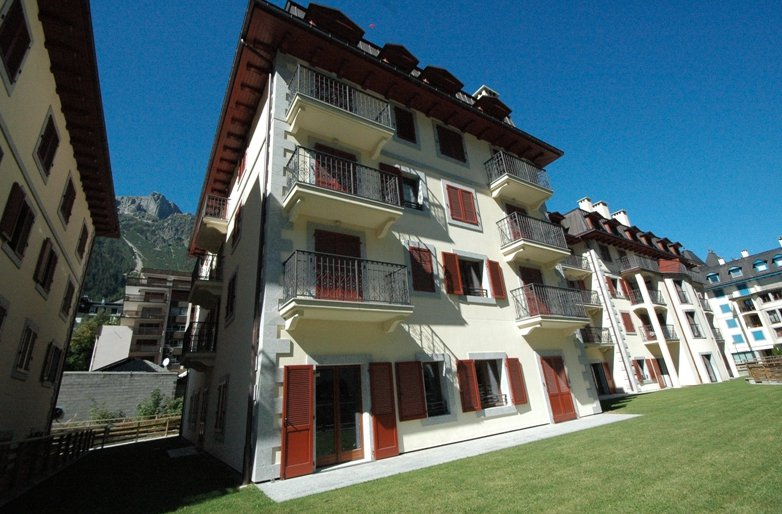 Seasonal rental Apartment - Chamonix-Mont-Blanc Centre Ville