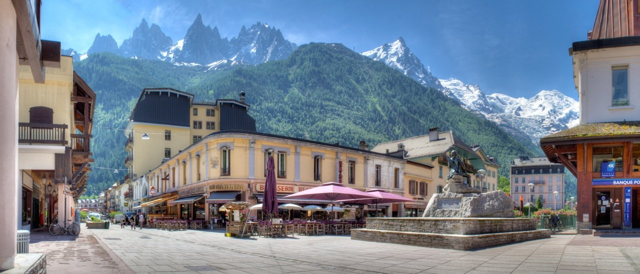 Affitto stagionale Appartamento - Chamonix-Mont-Blanc Centre Ville