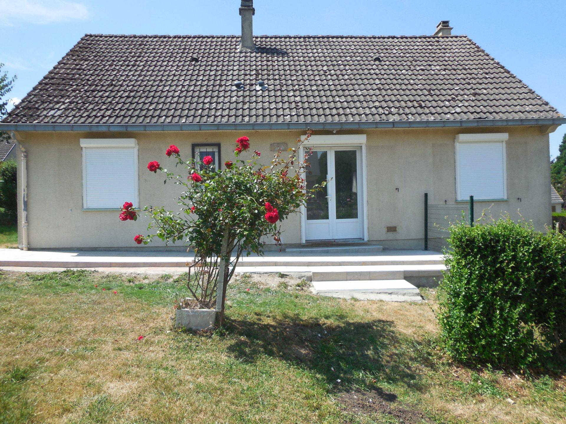 Location Maison - Rozoy-sur-Serre