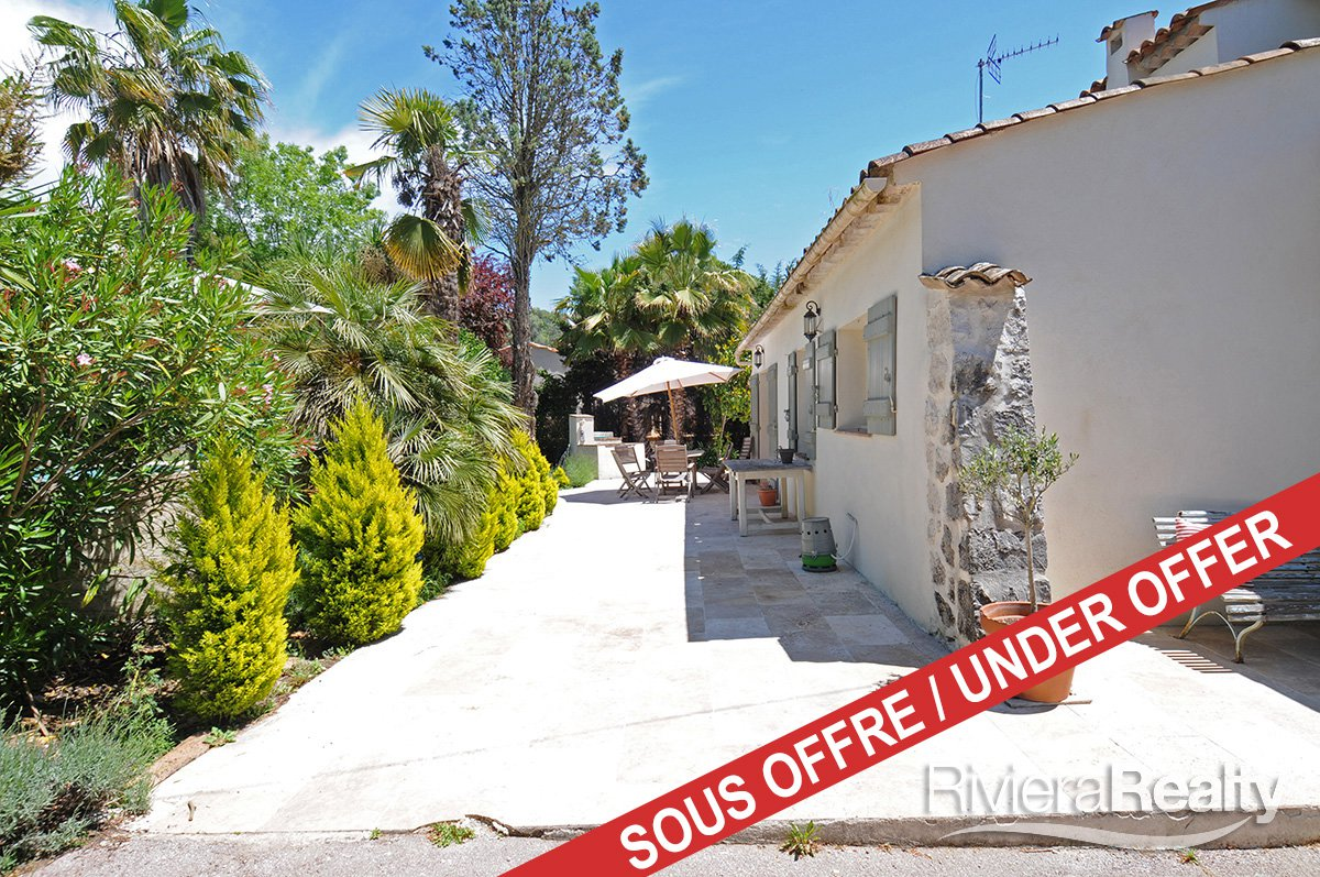 Family home for sale - 4 bedrooms - Opio