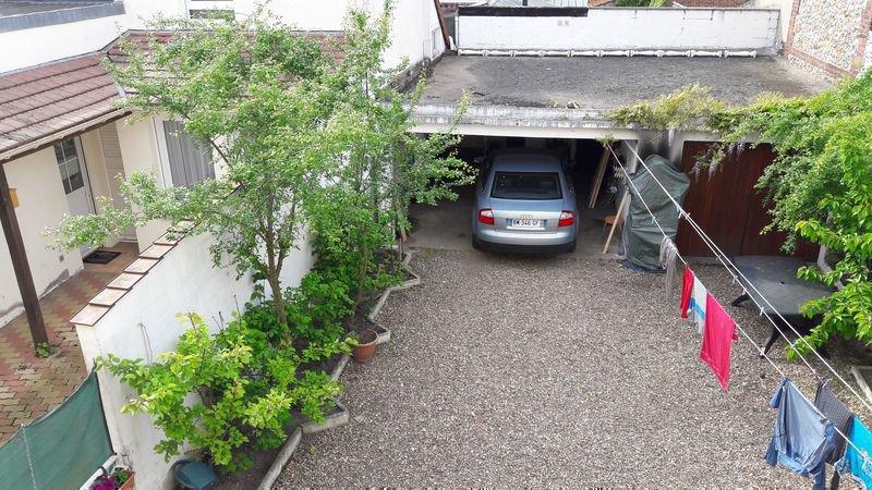 Maison jumelée T5 à Sotteville-lès-Rouen-Jardin des Plantes