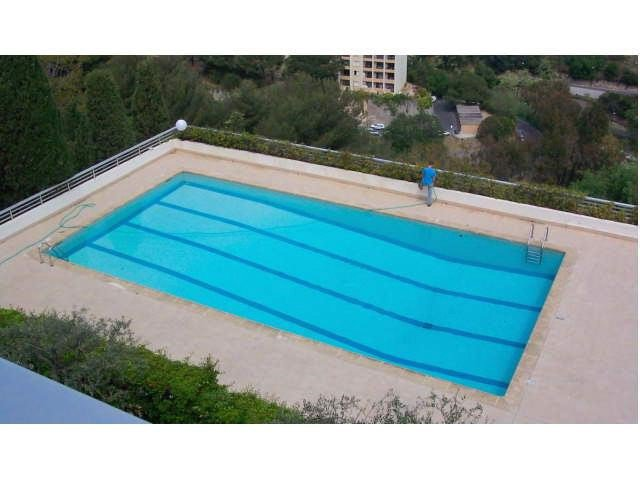 3P. PISCINE.PARKING.NICE FABRON