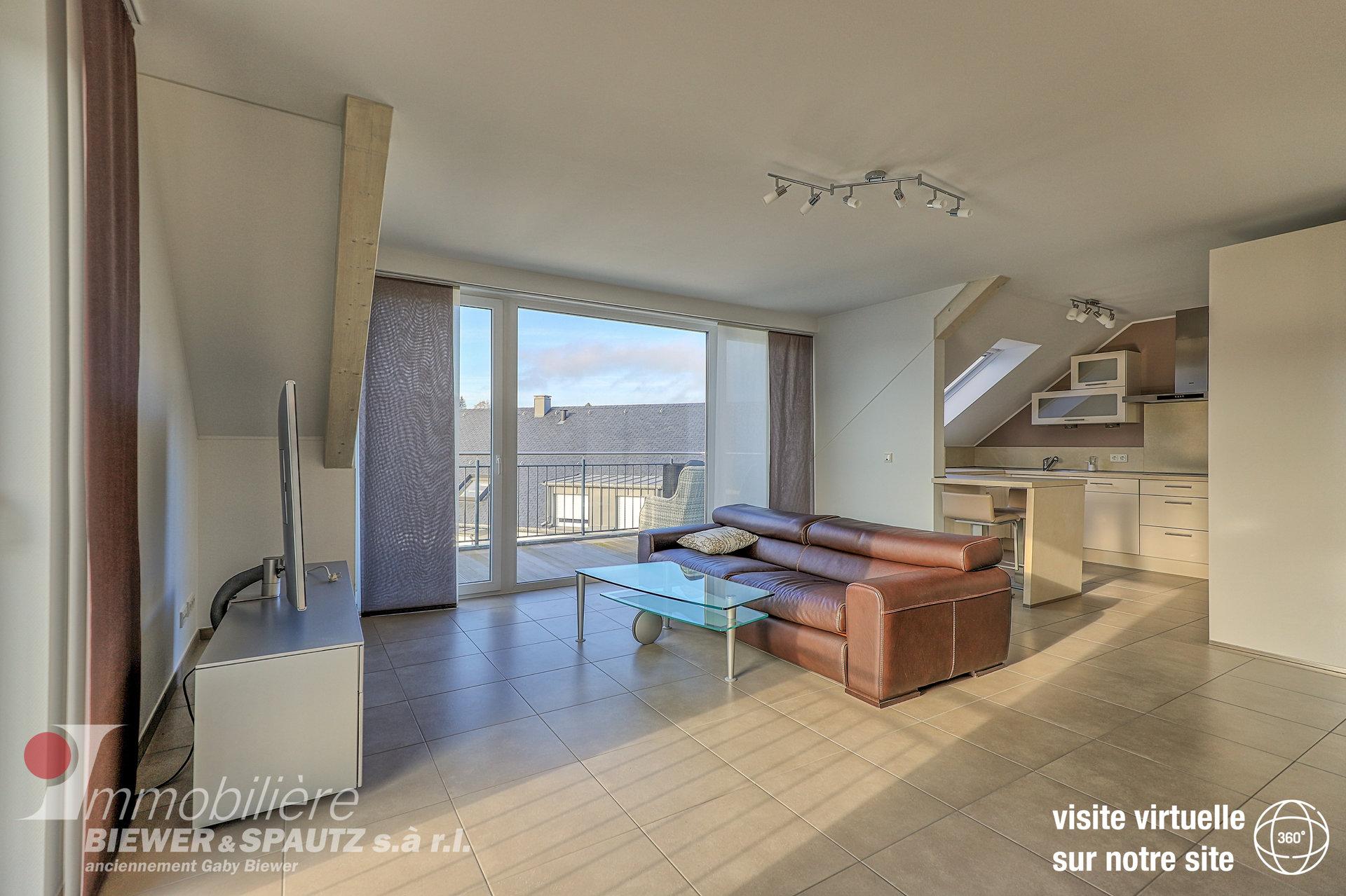 VERMIETET - Wohnung mit 2 Schlafzimmern in Junglinster