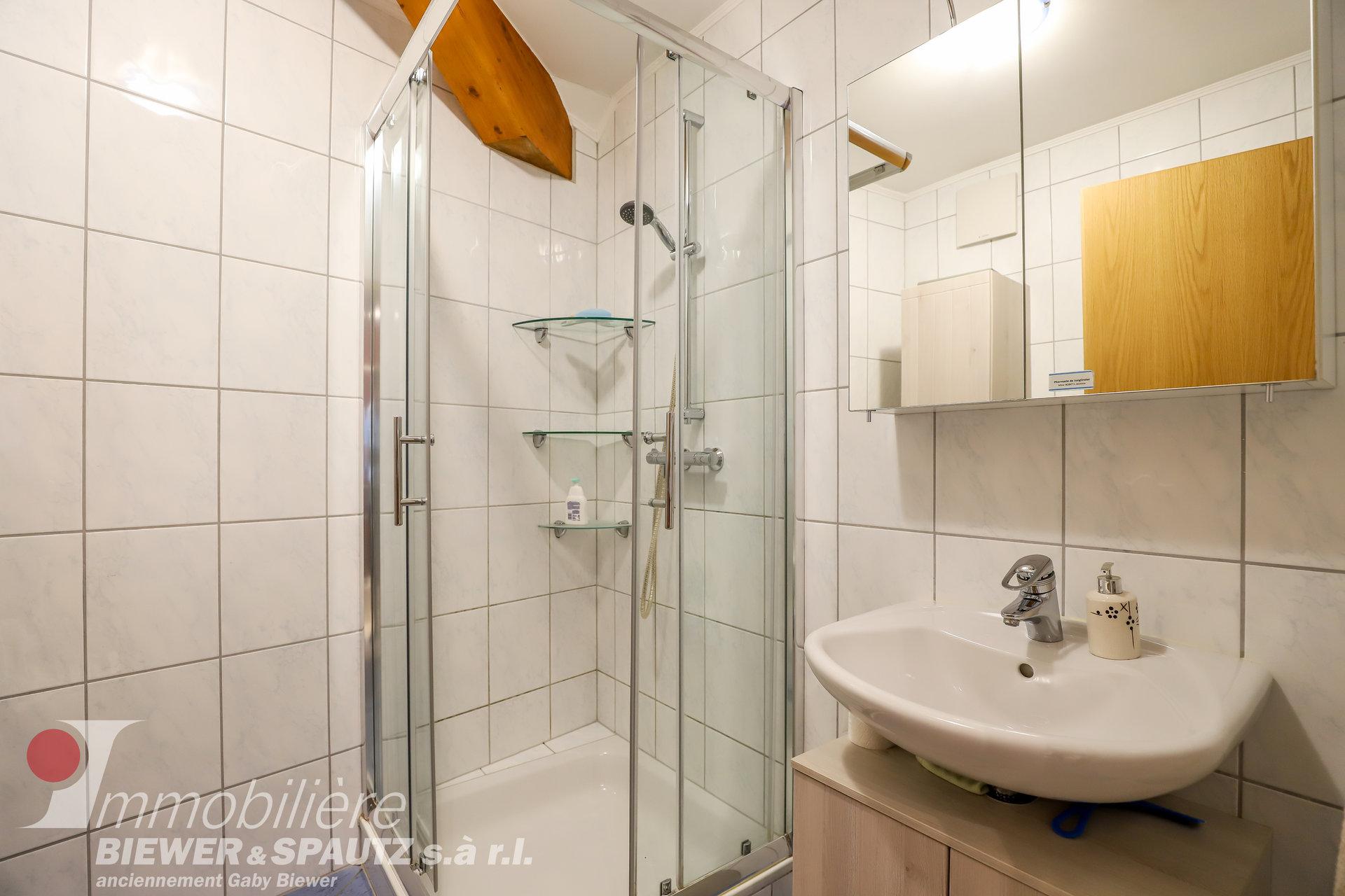 RENTED - apartment with 2 bedrooms in Echternach