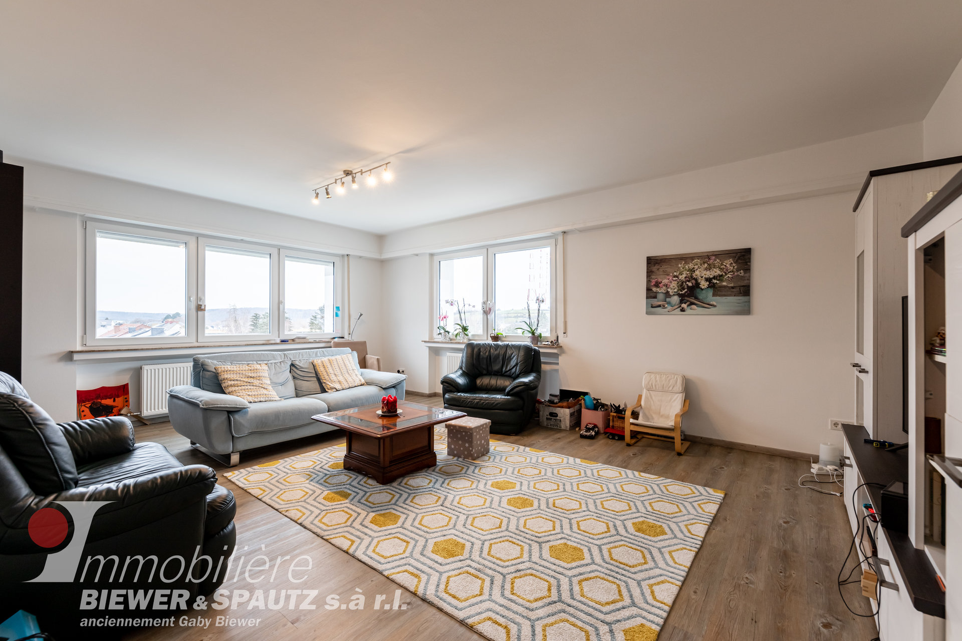 FOR RENT - apartment with 2 bedrooms in Junglinster