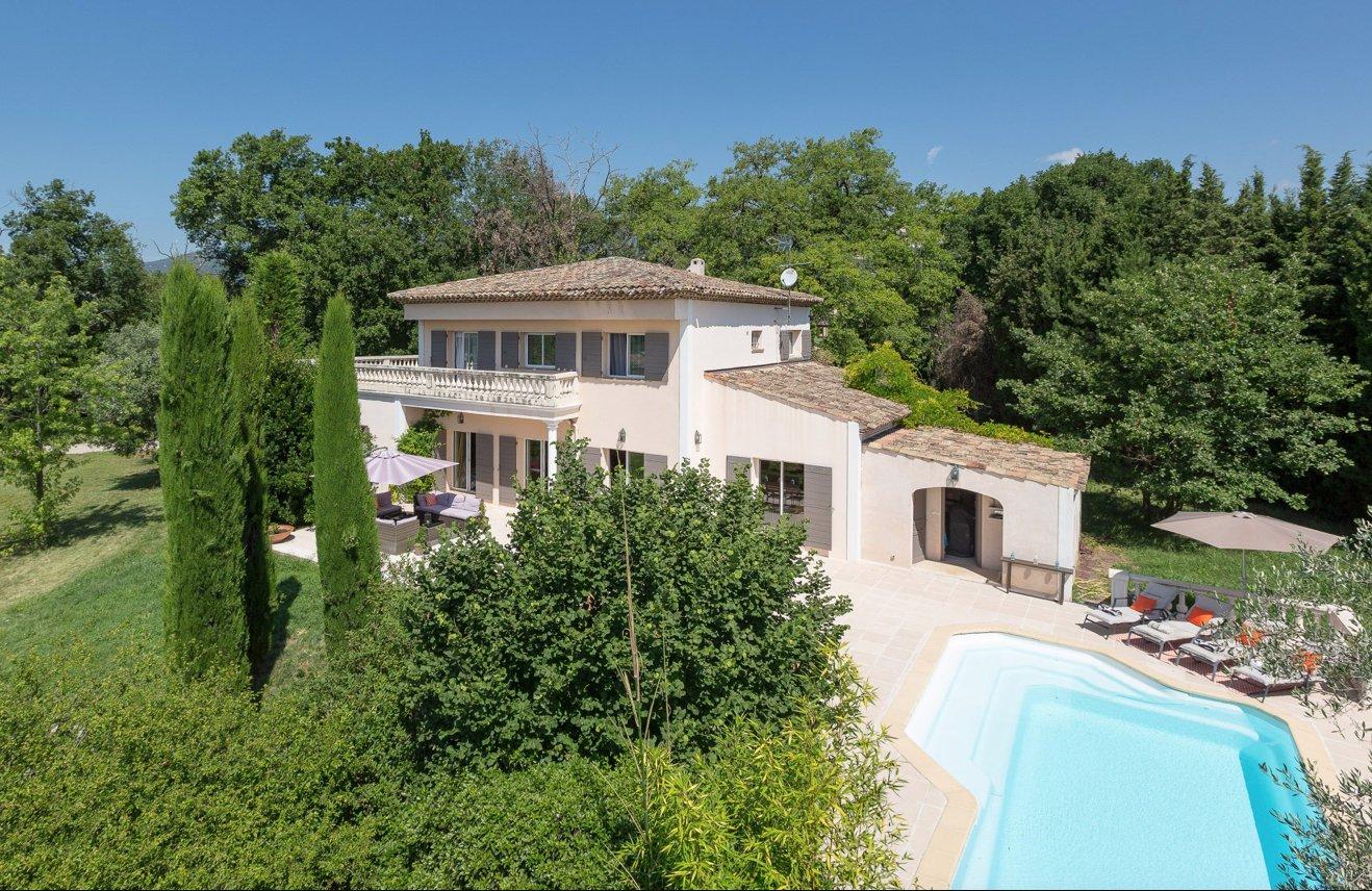 Verkauf Villa - Opio - Frankreich