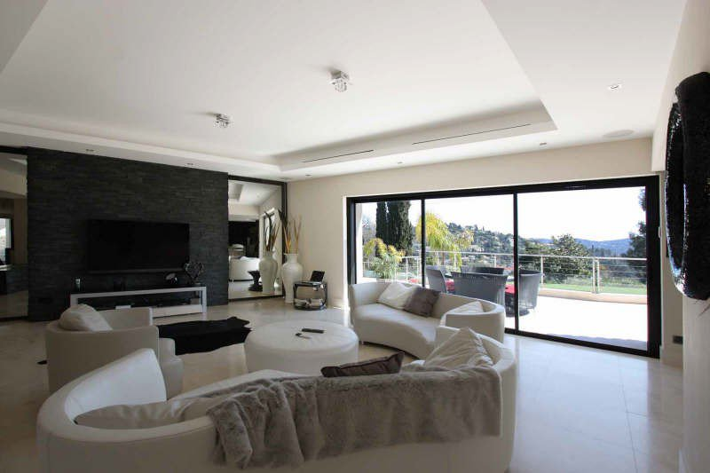 MOUGINS RESIDENTIAL :  WITH A PANORAMIC VIEW SEA AND ...