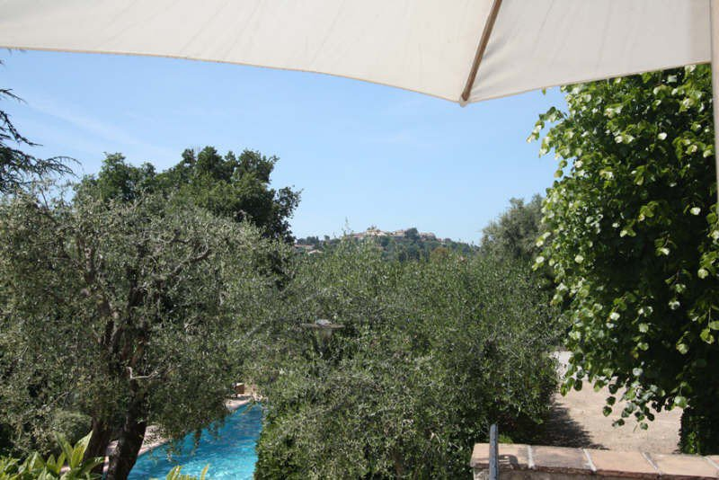 IN ONE OF THE MOST AREA OF MOUGINS OLD MAS OF 18EME ...