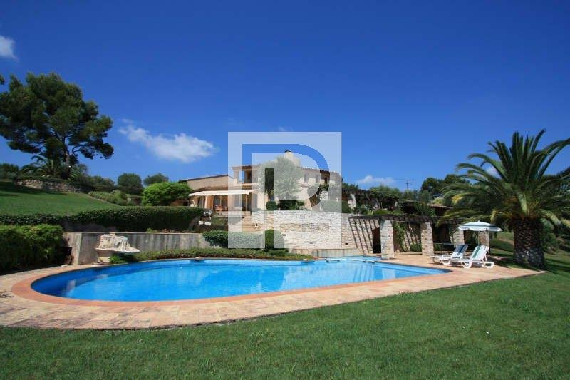 VERY CHARMING SPACIOUS VILLA 500 M2 OFFERING TRIPLE ...