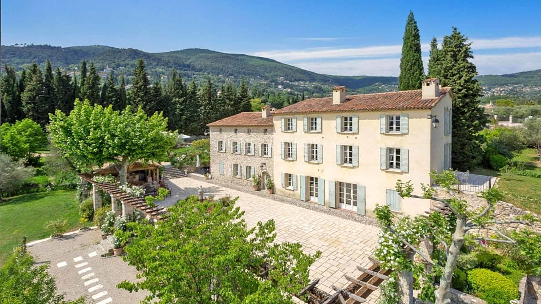 To sell close to Mougins: Old mas of the xix century ...