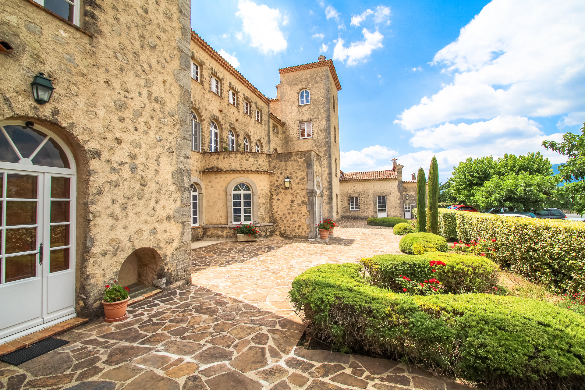 Nice apartment in Chateau du Puy