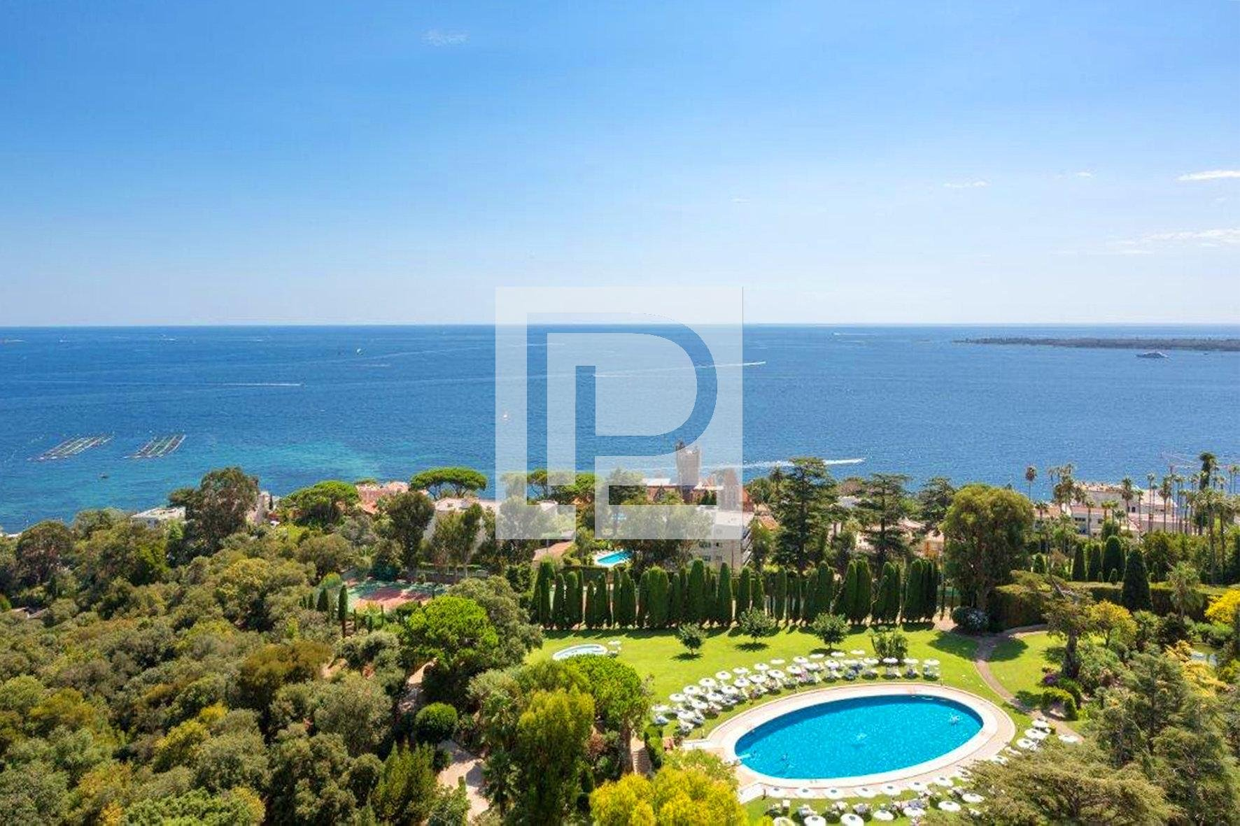 Prestigious location of Cannes