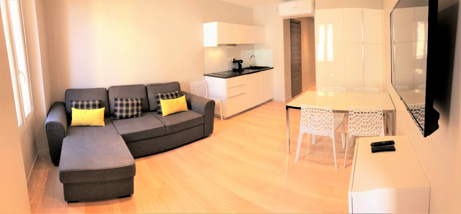 Appartement 6 personnes (Cannes Banane)