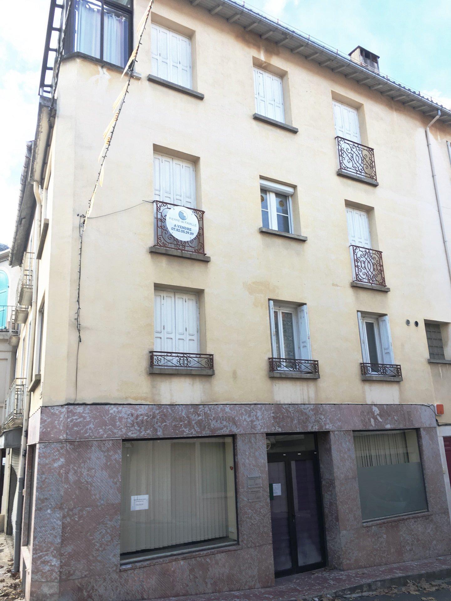 A Vernet LES BAINS, appartement 2 pièces avec vue