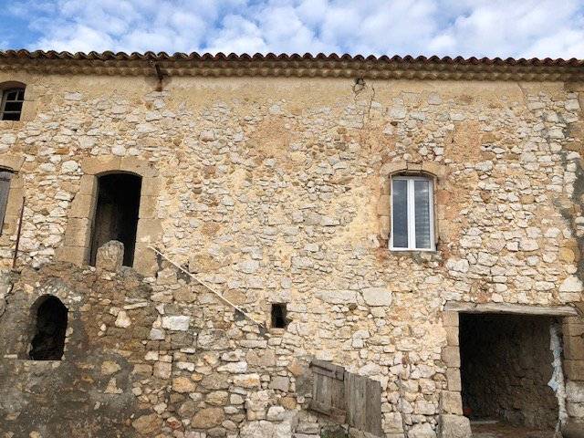 Verdon - renovation project!