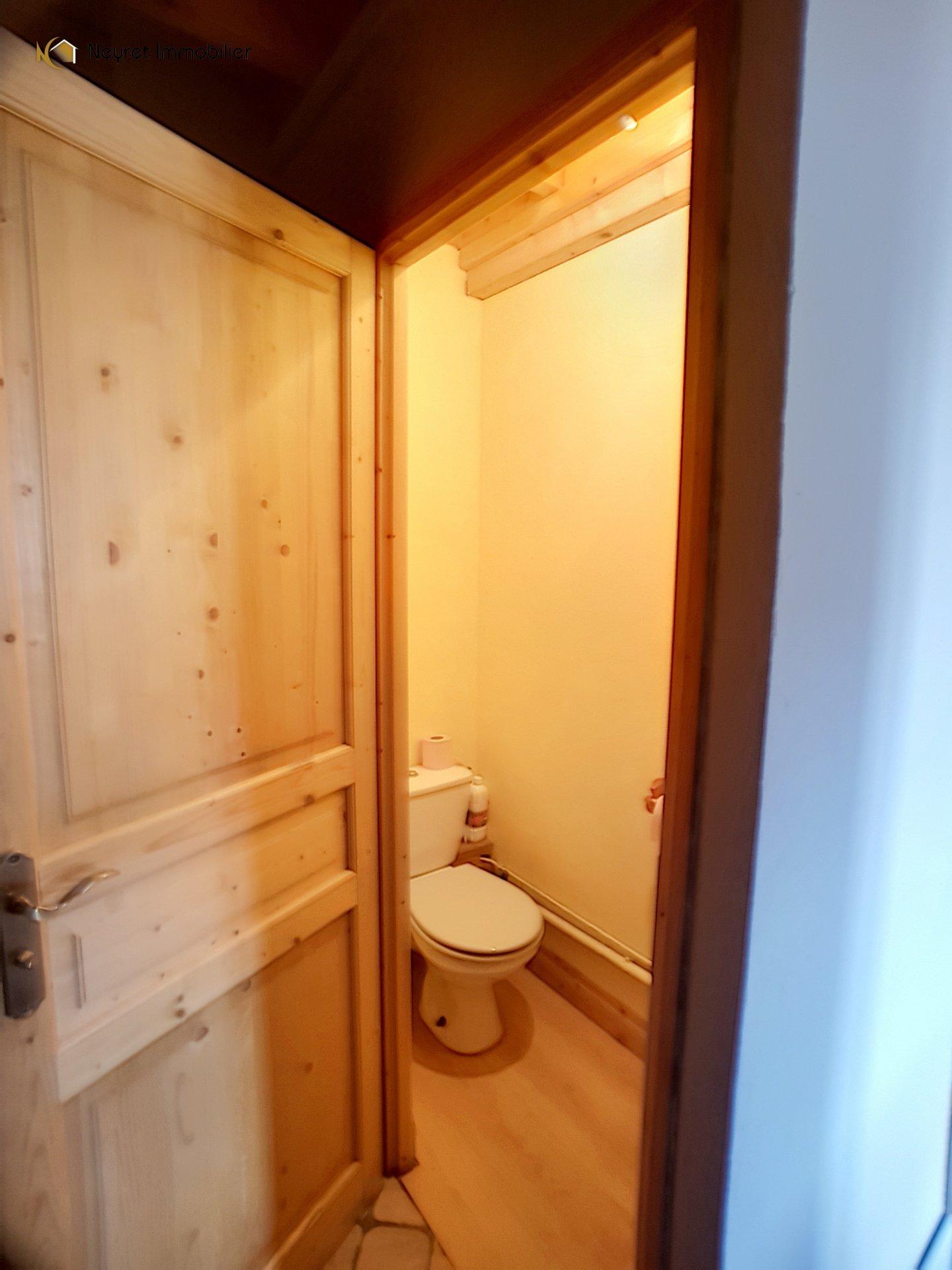T2 DUPLEX de 73,69 m2 mansardé rue Valensaut