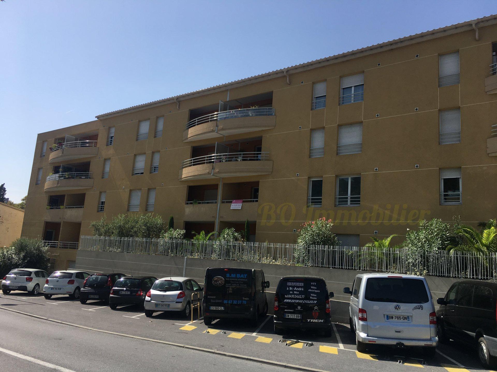 Beau 3P de 70m² + Balcon + 2 places de parking