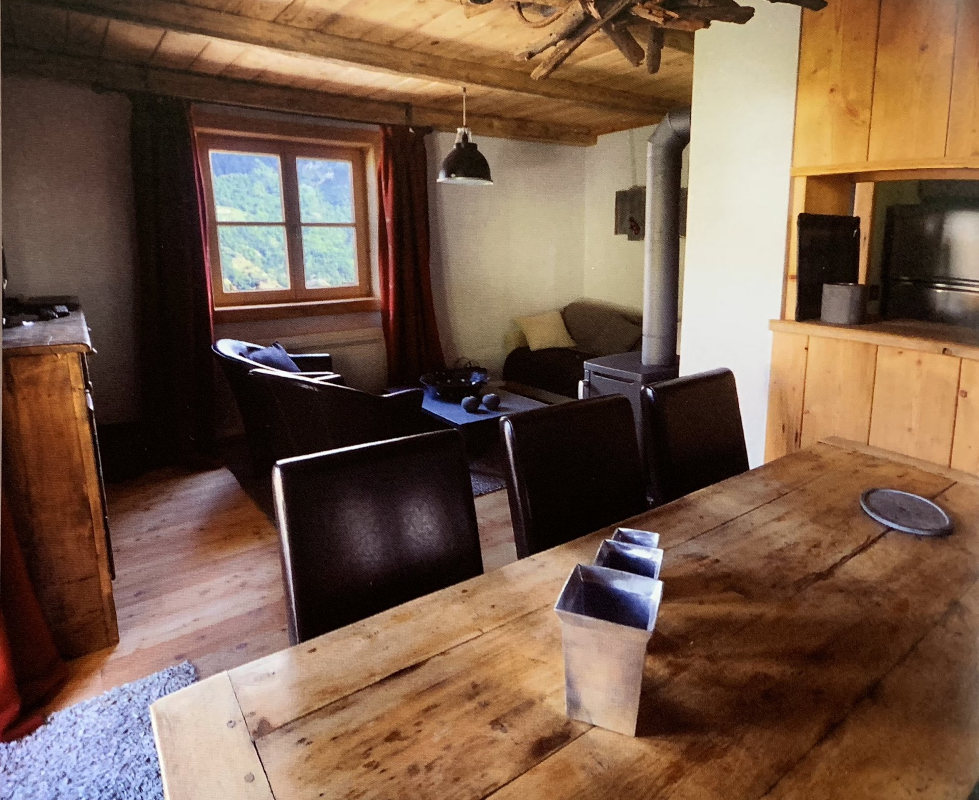 CHALET LE MONT JOVET - COURCHEVEL SAINT-BON