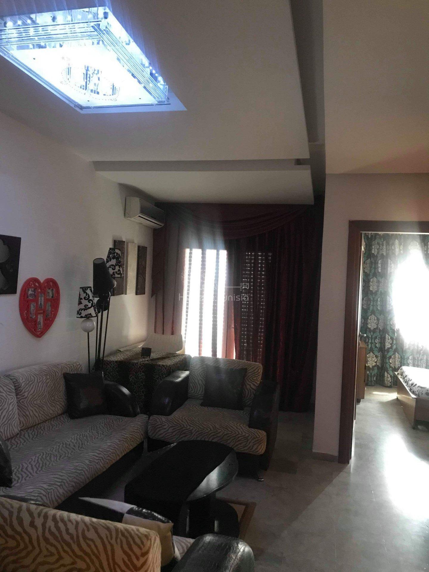 Appartement à louer s+1 sur la route touristique