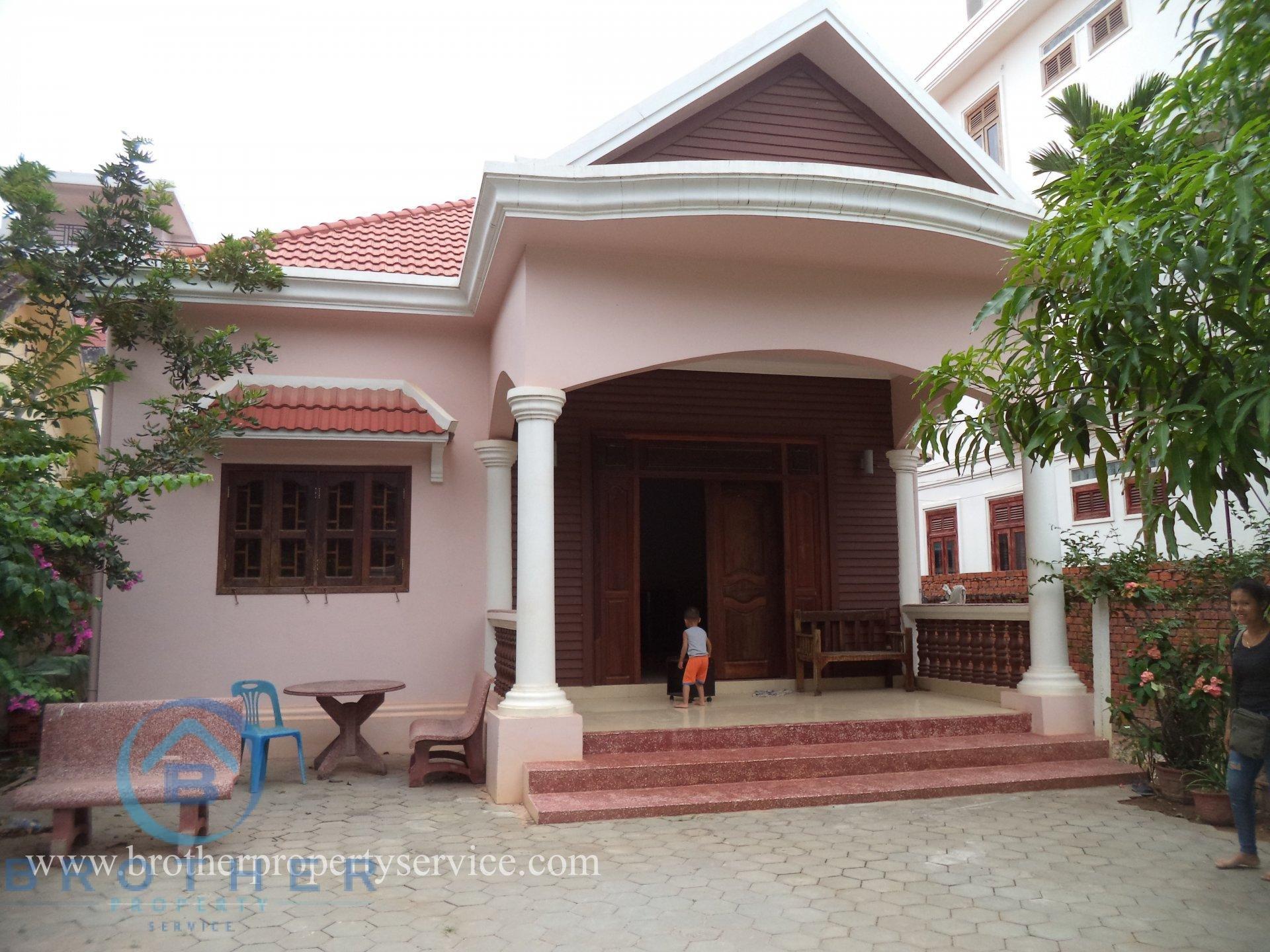 2bedrooms Villa for rent in Slorkram area
