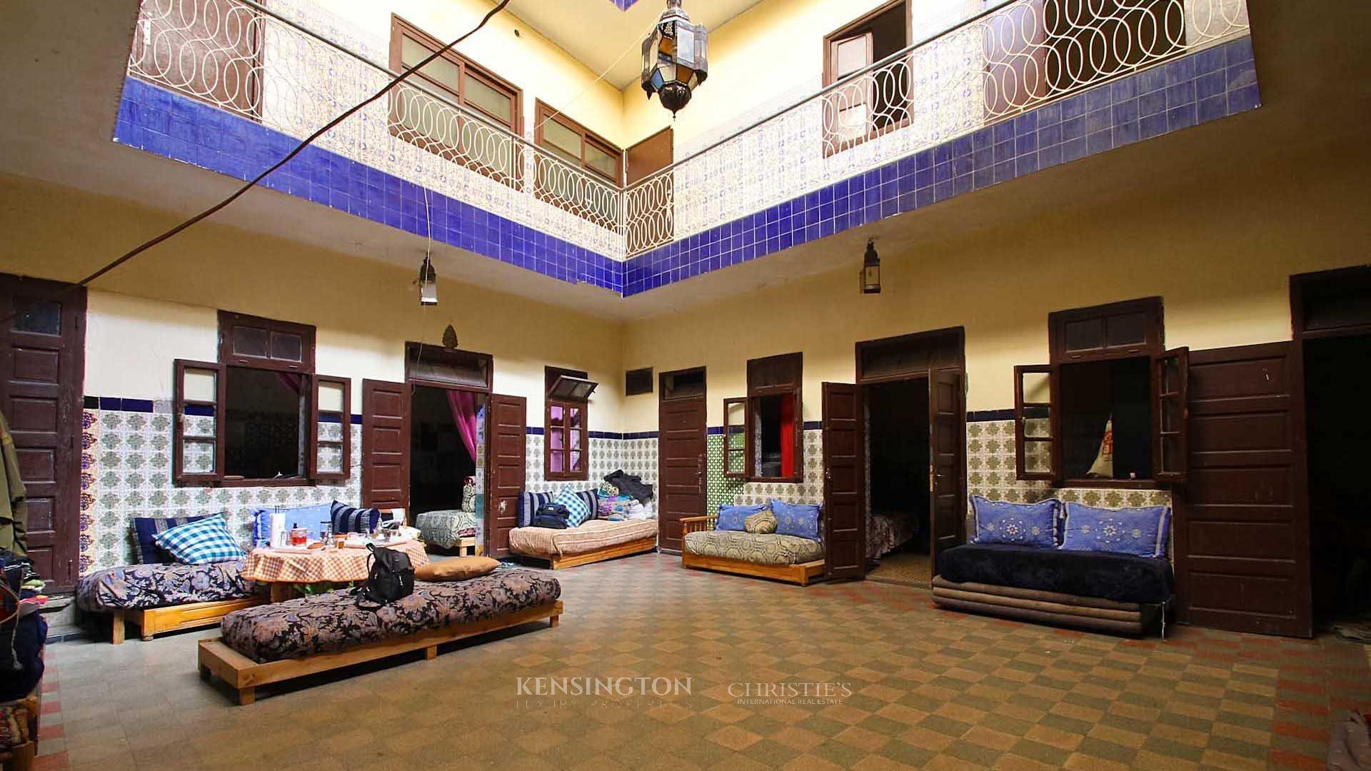 KPPM01109: Riad Kirti Riad Marrakech Morocco