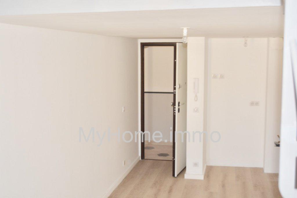 CAGNES SUR MER Centre ville 2 Pièces 38 m2 en dernier étage