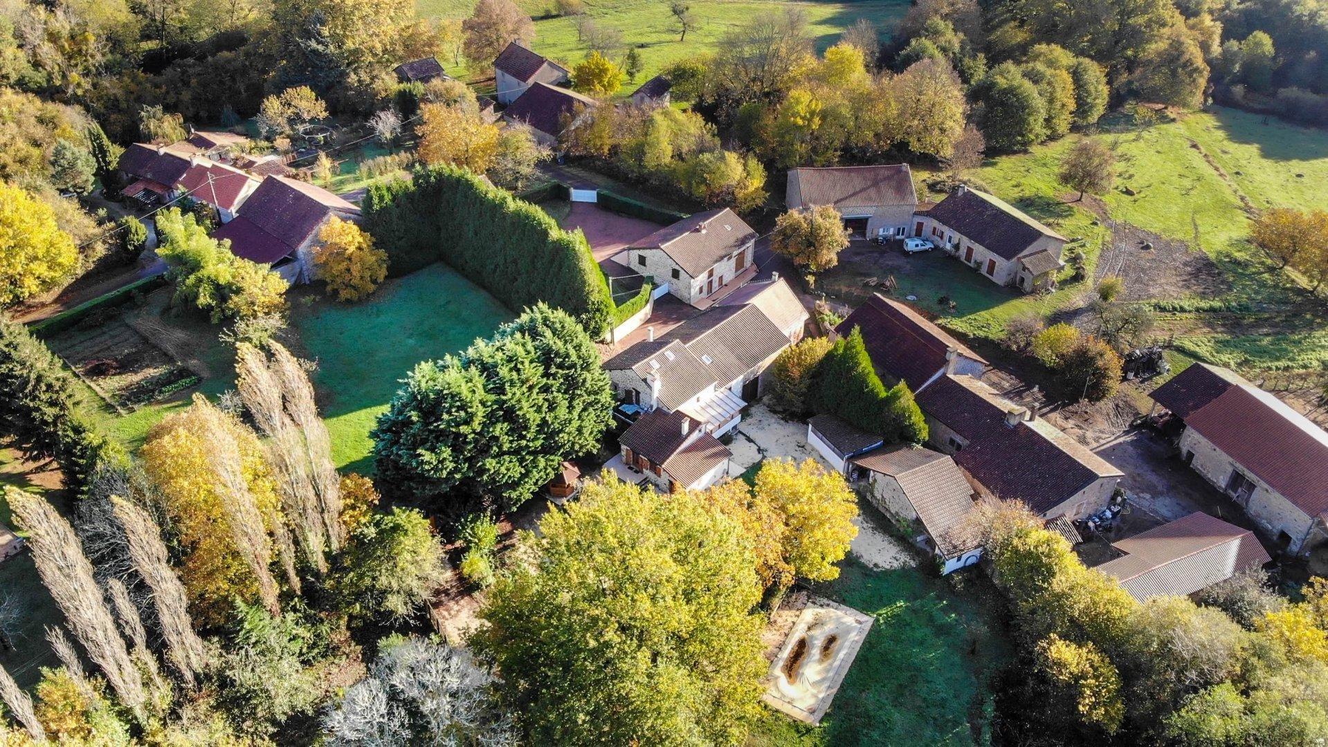 Domaine en Dordogne