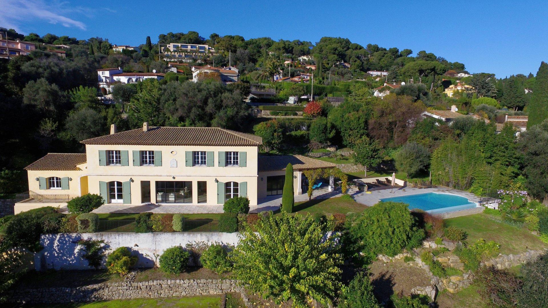 achat vente villa de luxe mougins residentiel