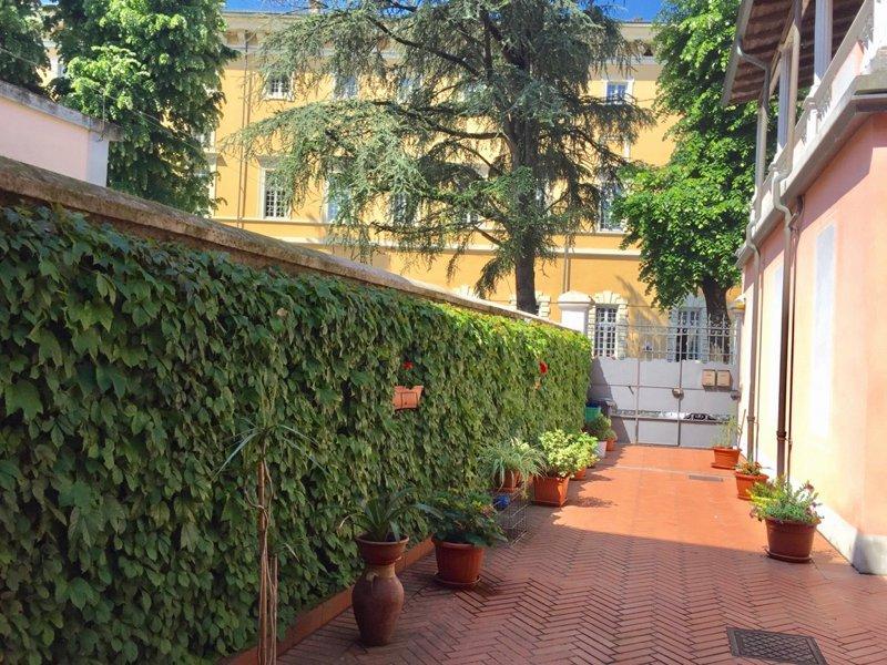 Villa in vendita nel centro di Castelnuovo Scrivia- entrata
