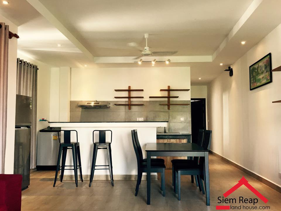 2 bedroom apartment for rent in Siem Reap, Cambodia $450/month, ID A-103