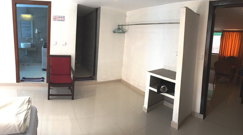 1 bedroom apartment in down town of siem reap for rent $300/month ID A-108