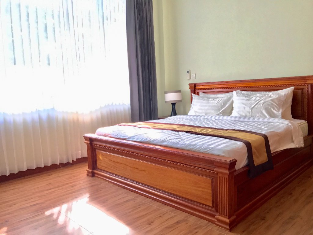 2 bedrooms modern style apartment in siem reap for rent $1000 per month AP-124