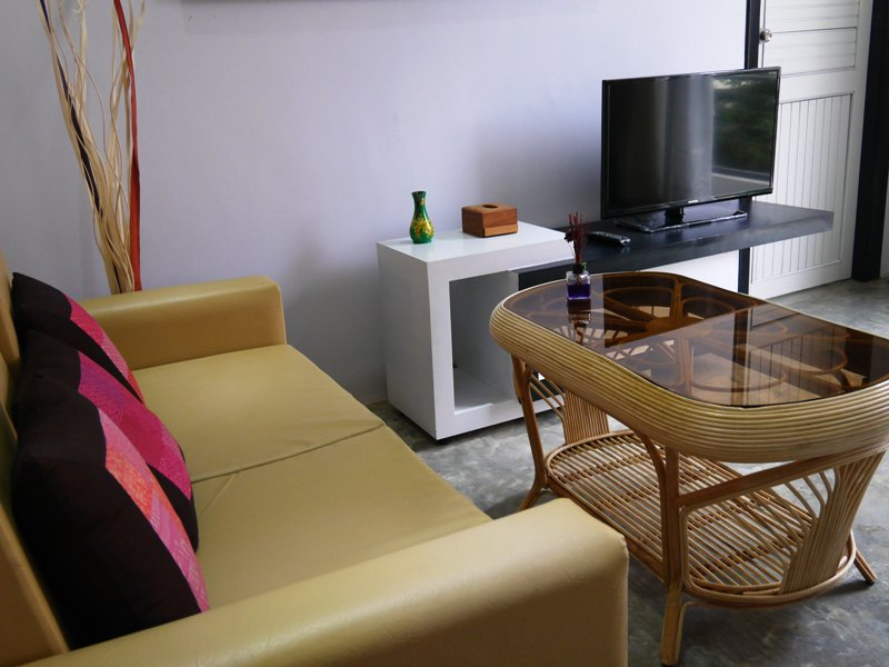 1 bedroom apartment on Wat Bo zone in siem reap for rent $350 per month ID A-132