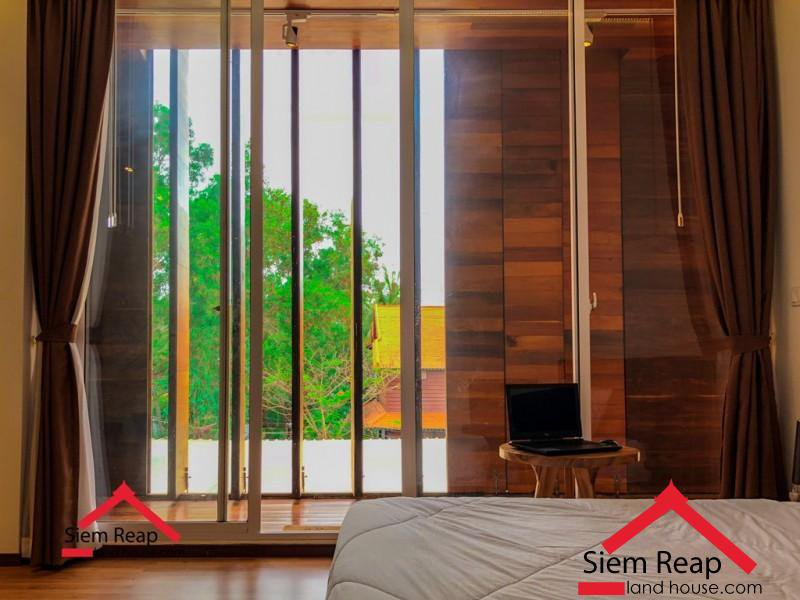 Exclusive studio stylish design apartment in Siem Reap for rent $350/month ID AP-131
