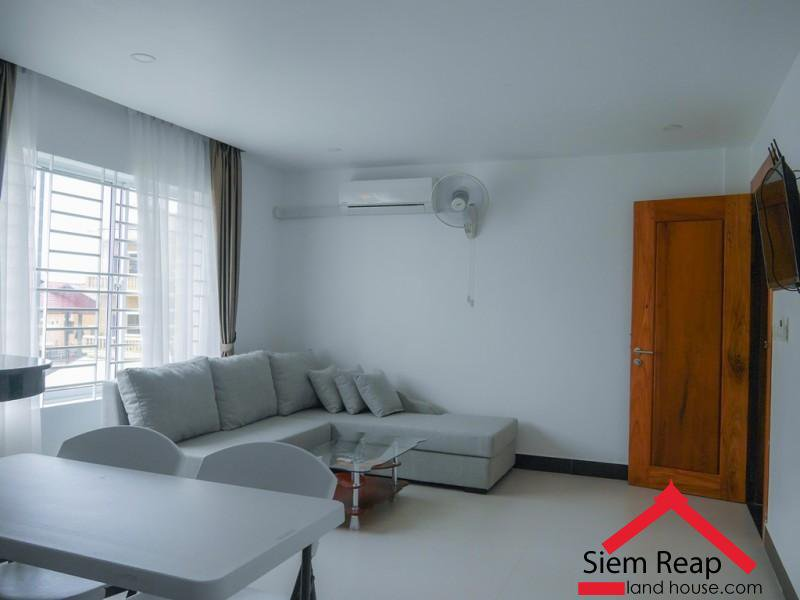 2 bedroom apartment for rent in Siem Reap, Cambodia $400/month, AP-169