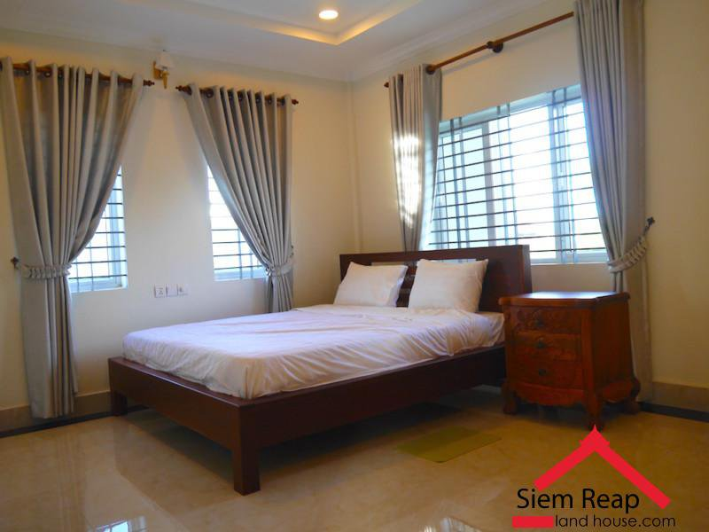 1 bedroom apartment for rent in Siem Reap APP-172 $400/month