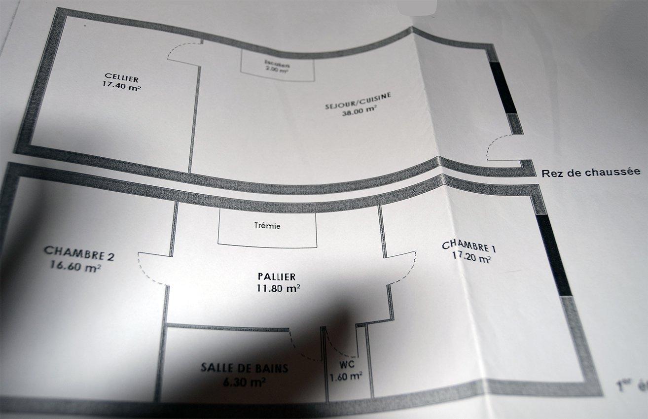 Maison/villa 110 m² + jardin et parking