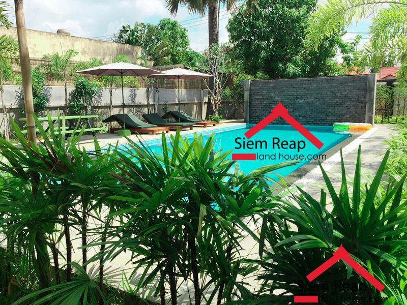 Newly modern 2 bedrooms apartment for rent in Siem Reap ID: A-184 $600/m