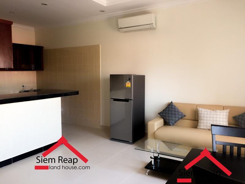 2 BedroomS Apartment A Long Road 6A Airport For Rent in siem reap ID AP-159 $600/month