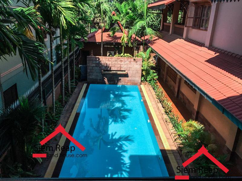 2 bedrooms apartment for rent in siem reap ID: AP-189 $550
